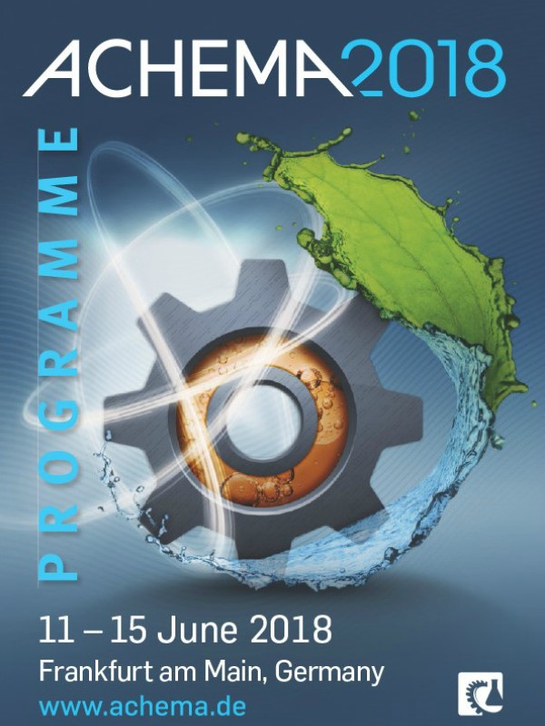 Protea will be exhibiting at Achema 2018 for the week 11 – 15 June