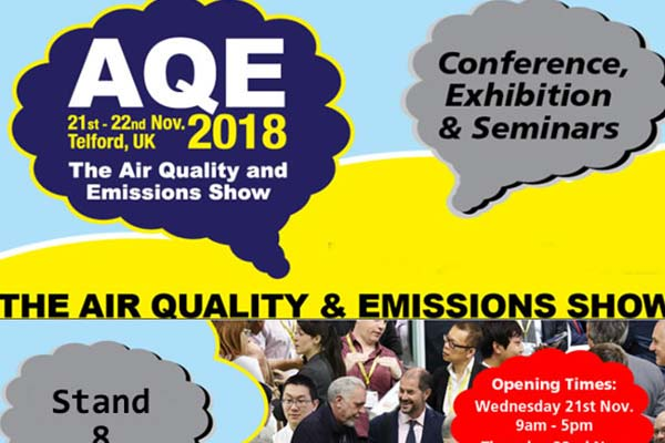 Protea Exhibiting At AQE 2018 Telford International Centre