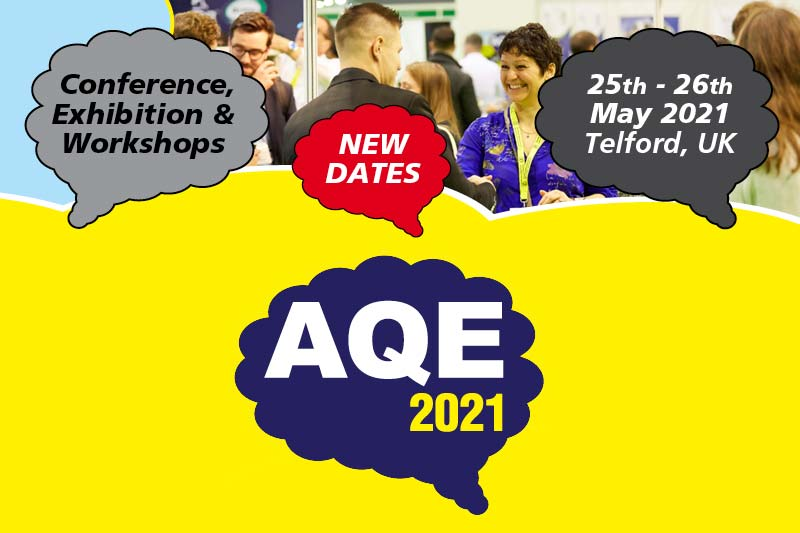 May 2020 - WWEM and AQE 2020 - New Dates announced