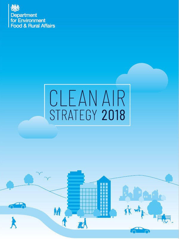 DEFRA Publish A Draft Clean Air Strategy For The UK