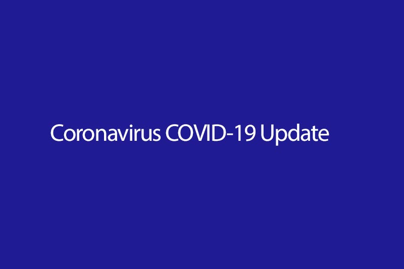 March 2020 - UPDATED Coronavirus / COVID-19 Statement 20/03/2020