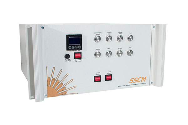 Emissions Monitoring Equipment