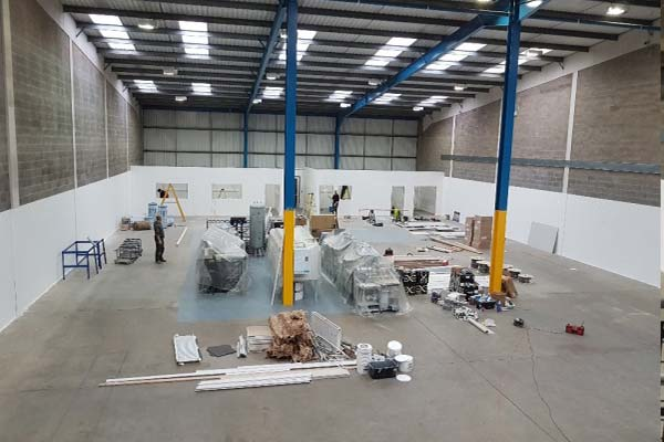 New State Of The Art Manufacturing Facility For Protea Underway