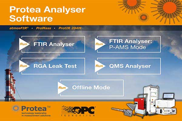 Protea Analyser Software (PAS)